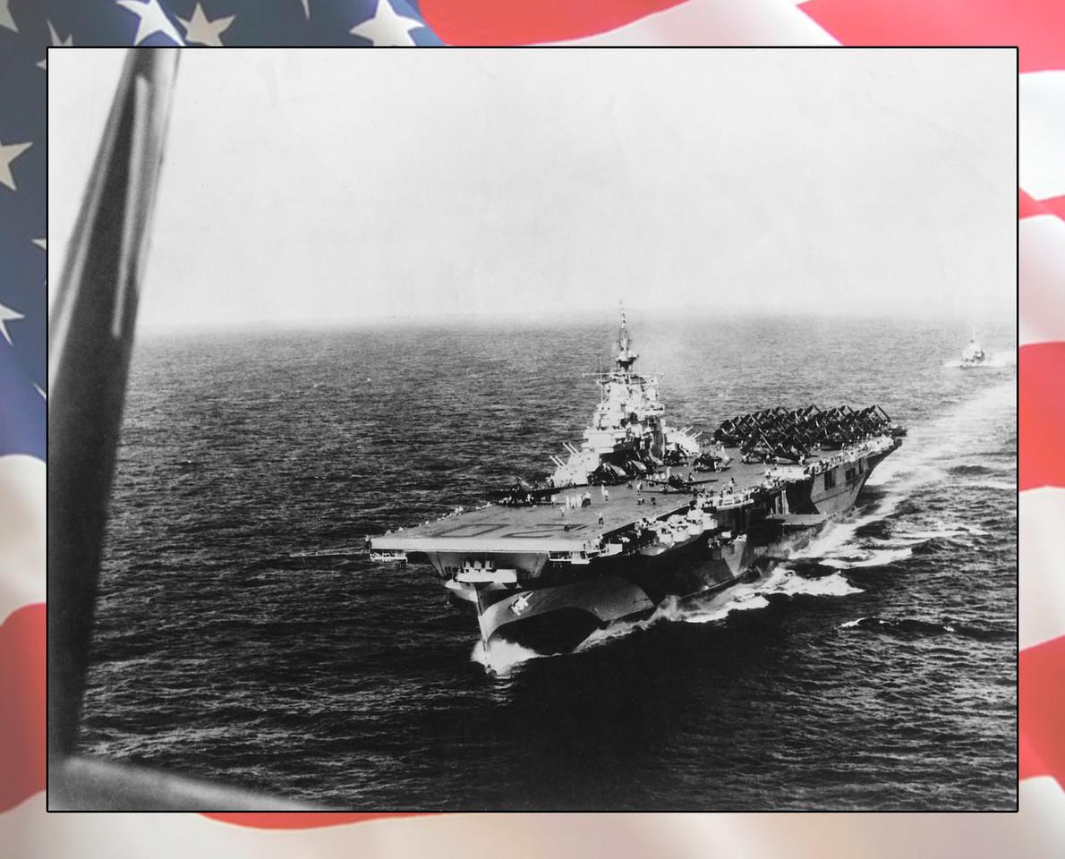 USS Bennington  CV-20