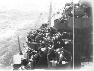 Anti-aircraft guns