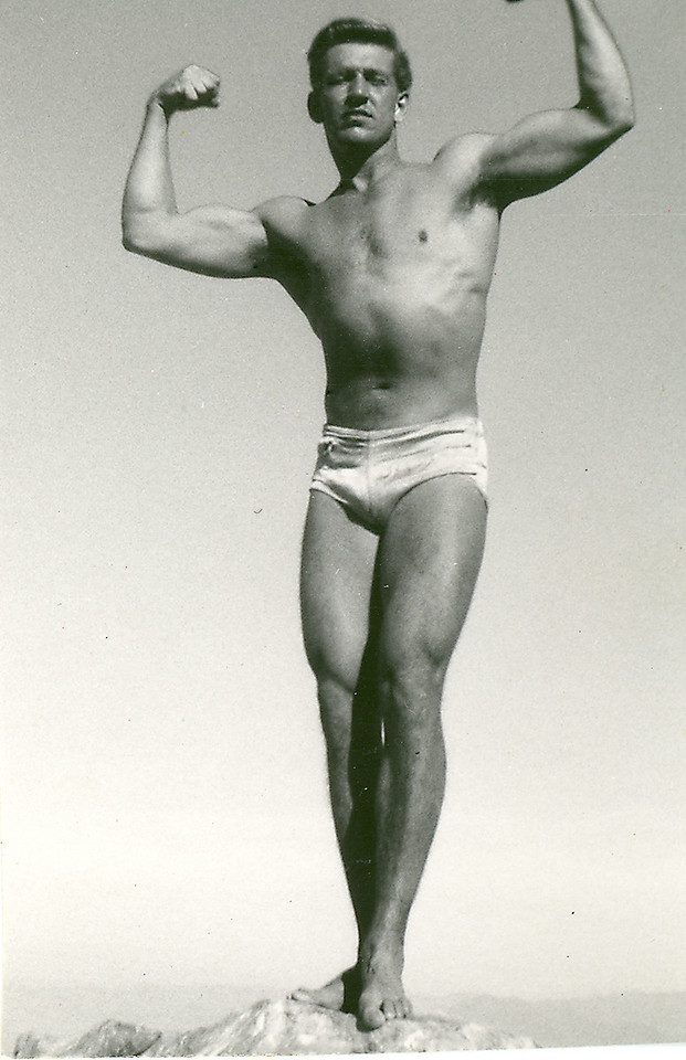 Elwood 1950 in California