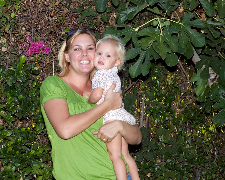 My Daughter Lacie and Grand daughter Leah