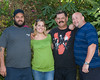 My Son David, Daughter Lacie, me and Cousin Jack