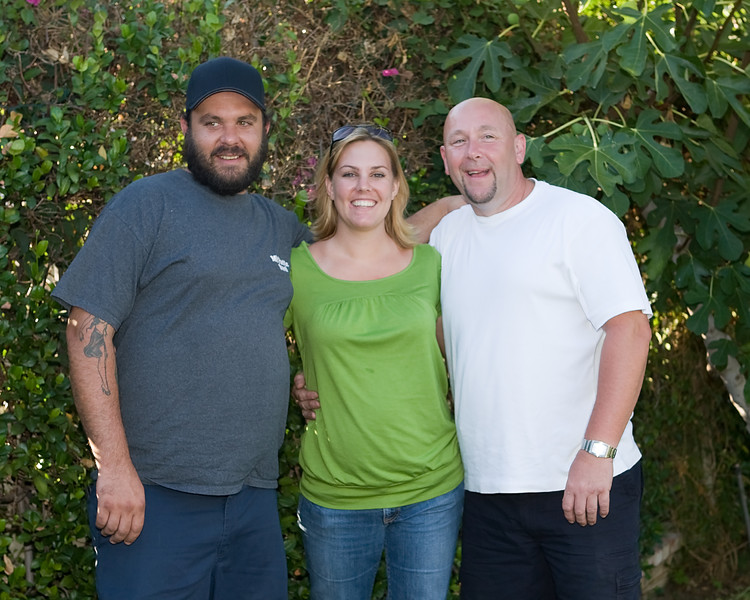 My Son David, Daughter Lacie and Cousin Jack