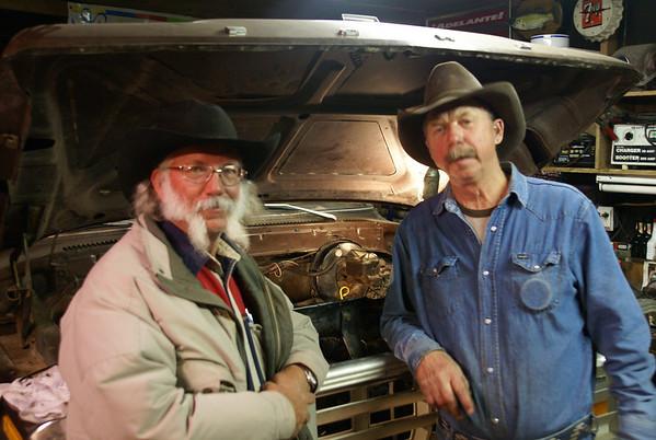 Uncle Jim's Garage