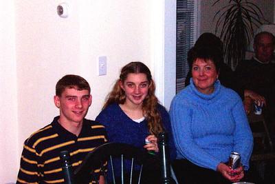 Michael, Katie, and Wanda (Farrington) Gerrety