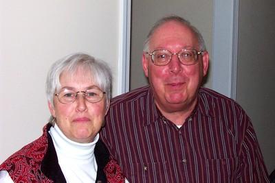 Ellen (Jelley)  and Richard La Civita