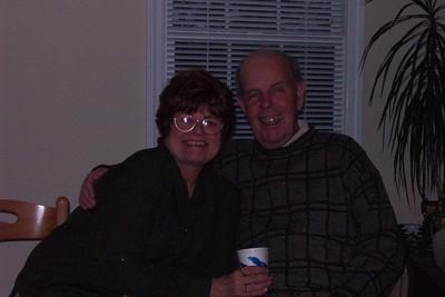 Leona (Hatch) and Butch Foley