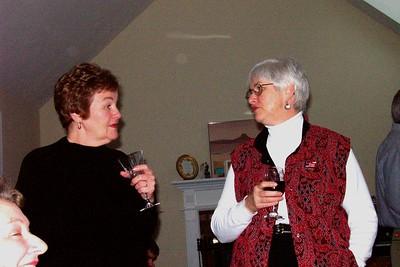 Sandra (Coots) La Civita and Ellen (Jelley) La Civita