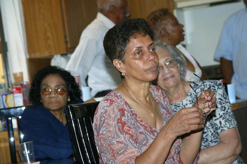 Aunt Syl,Carlyne,Aunt Gloria