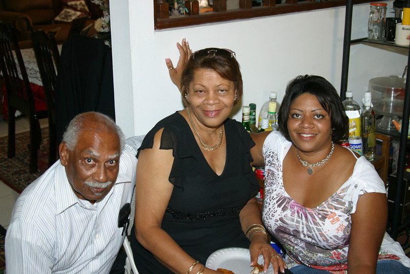 Uncle Vern,Aunt Peggy, Suzette