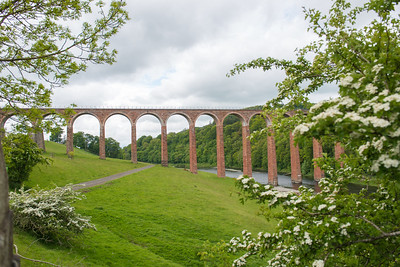 Leaderfoot  Viaduct Scotland