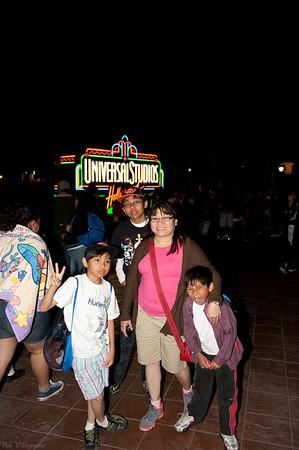 Universal Studios 2011