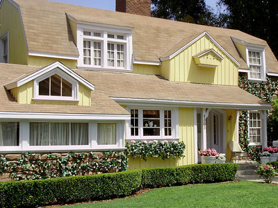 Wisteria Lane house Desperate Housewives