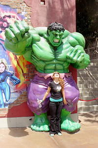 Edel and the Hulk