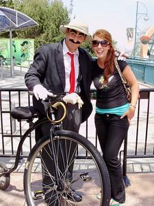 Charlie Chaplin & Edel