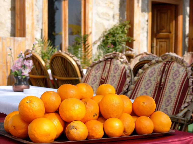 Osterurlaub Türkei Side-Antalya März 2005 alle 4 zusammen Hotel Melas Resort Side