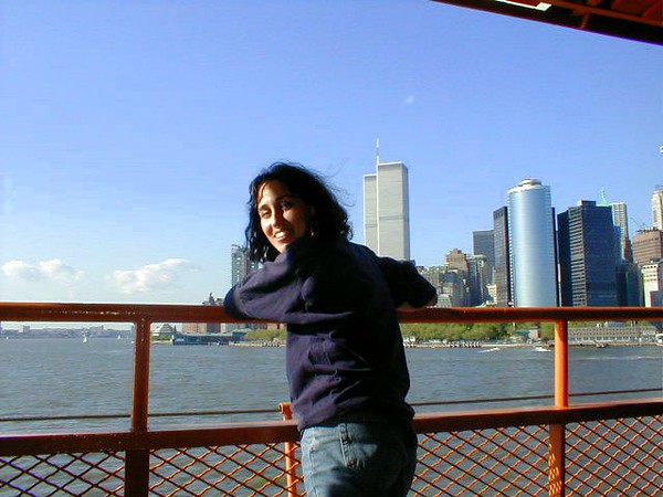Ferry from Staten Island - 2001