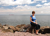 Lake Superior, Duluth, MN (Our anniversary trip)