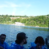 View from the dock across the Niagara River