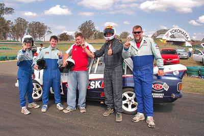 V8 Race Day 2006