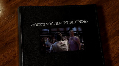 Vicky's 70th VIDEO