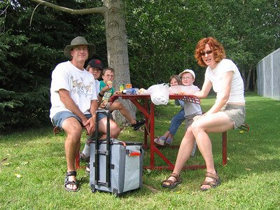 Vacances 2005 - Fahler/Moonshine Lake