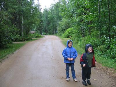 Vacances 2005 - Slave Lake
