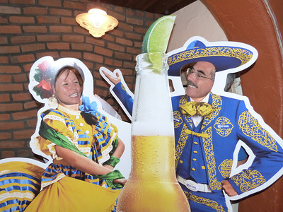 Quatro de Mayo at el Paso Cantina -- Emily and John