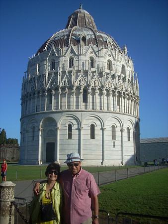 2011 0828 Pisa & Florence