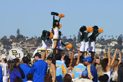Baylor Bears Cheerleaders