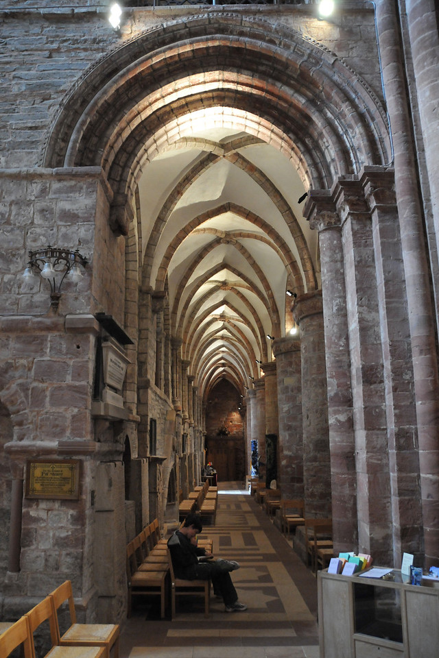 Pews of St. Magnus.