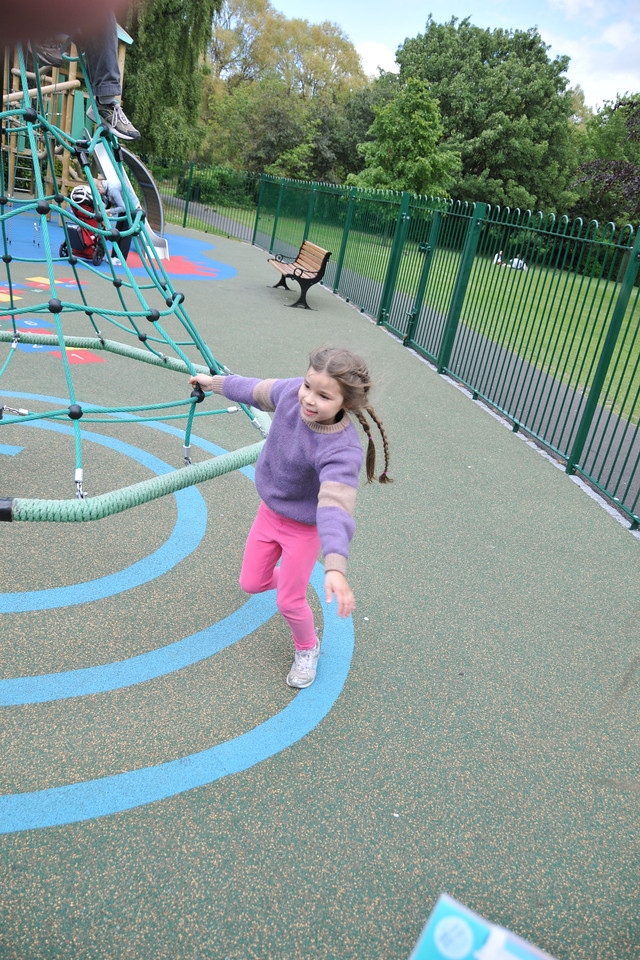 Playground at St. Stephen's Green