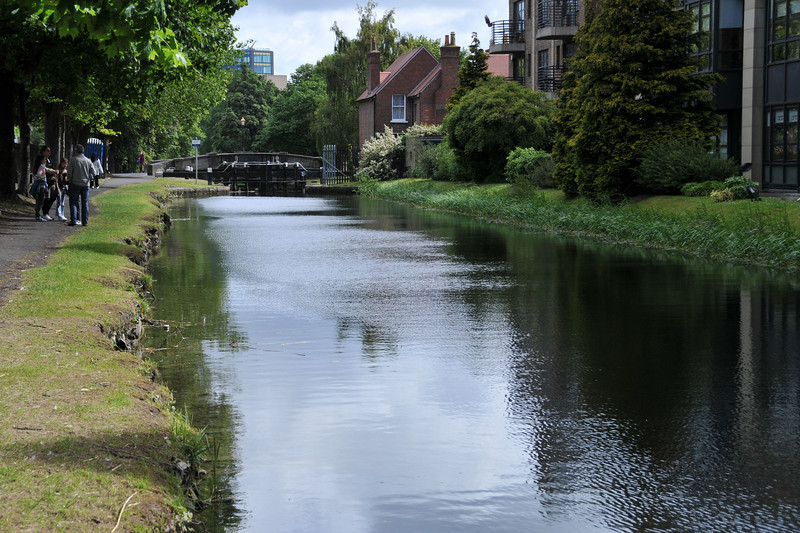 Local canal.