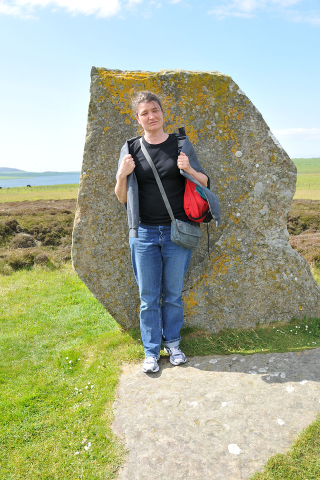 Mom and Megalith.