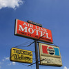 Air Line Motel-virtually unchanged since the movie Field of Dreams (Dubuque, Iowa)