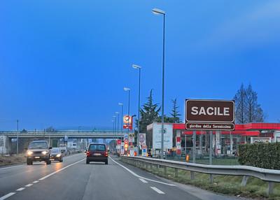 Sacile, Italy (01-26-2010)
