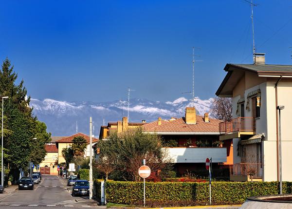 Train Station, Sacile, Italy (01-23-2010)