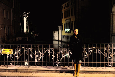Sacile, Italy 12-23-2011