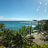 Hamoa Beach from the road