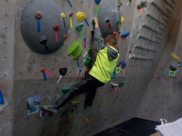 Vegas Climbing Competition 2017