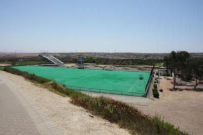 Olympic lacrosse fields