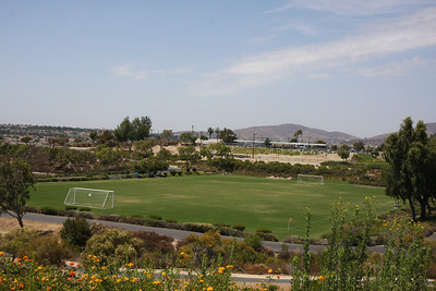 Olympic soccer fields