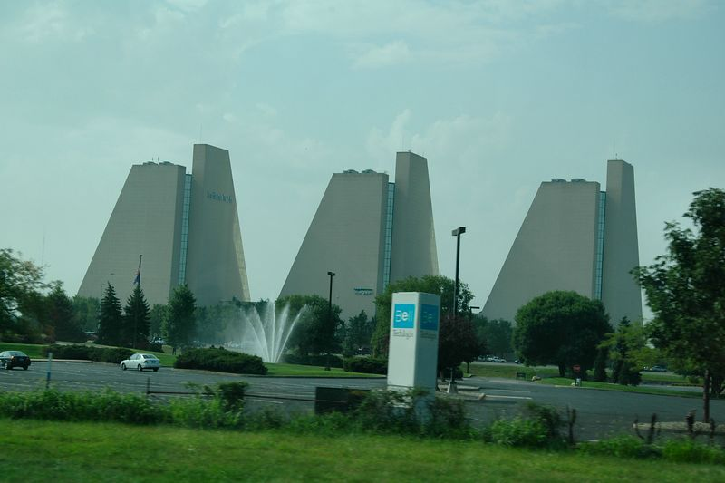 The mysterious pyramids of Indianapolis