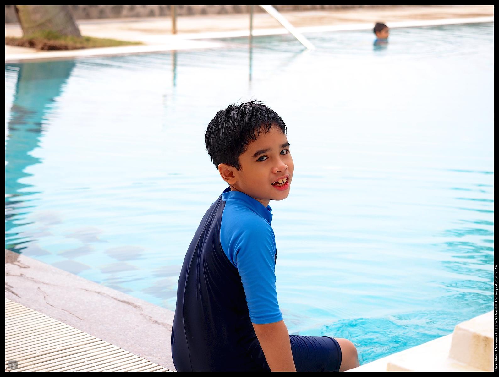 Penang Vacation August 2014