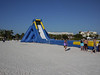 Water slide at Treasure Island.<br /> ©2012 Thomas Stanziale. All rights reserved.