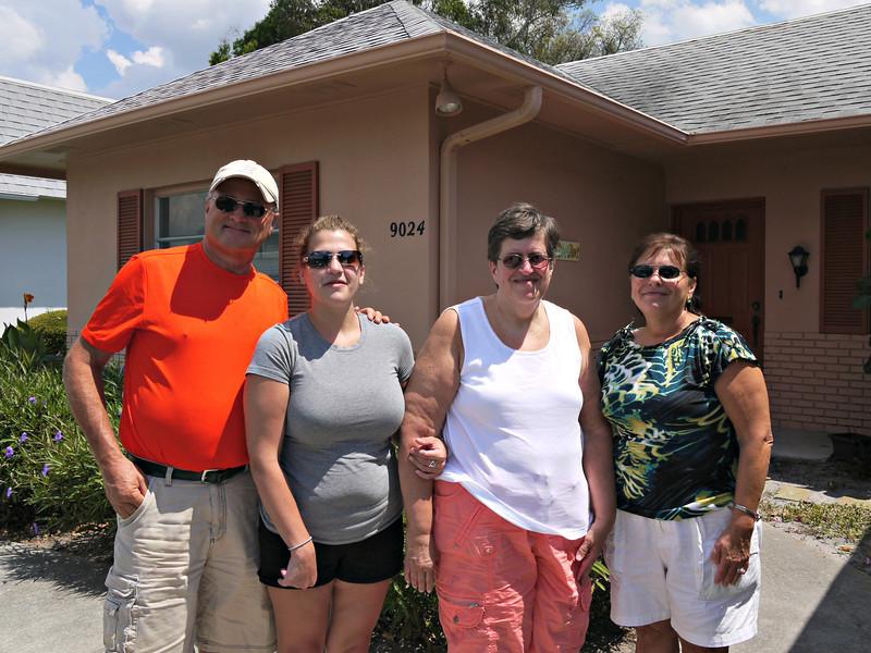 Joann & Chooch's Florida home.
