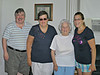 Joe, Penny, Dorothy & Katie.<br /> Memorial Day 2012. PA