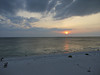 Sunset at Sand Castle III, Indian Shores, Florida.<br /> ©2012 Thomas Pretzman. All rights reserved.