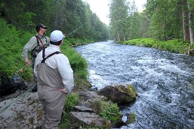 Alaska fishing trip June 2015