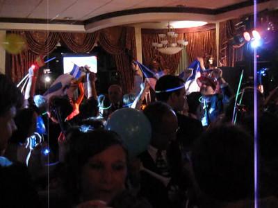 Alex & Edelweiss' reception - World Cup themed Hora Loca
