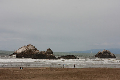 Back to San Francisco: waterfront April 23, 2011
